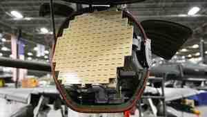 Draken A-4 Skyhawk APG-66 Radar