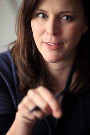Hearst Newspapers announced today the promotion of Audrey Cooper, 37, to editor in chief of the San Francisco Chronicle.