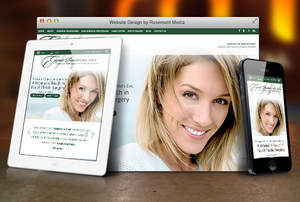 Responsive Website Design Launched by Princeton Facial Plastic Surgeon