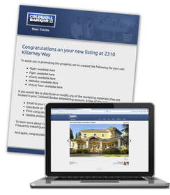Coldwell Banker West automated marketing from Imprev