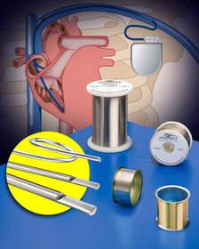 Anomet Medical Clad Metal Wire