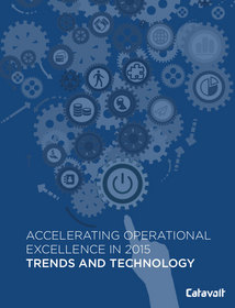 Accelerating Operational Excellence in 2015: Trends and Technology