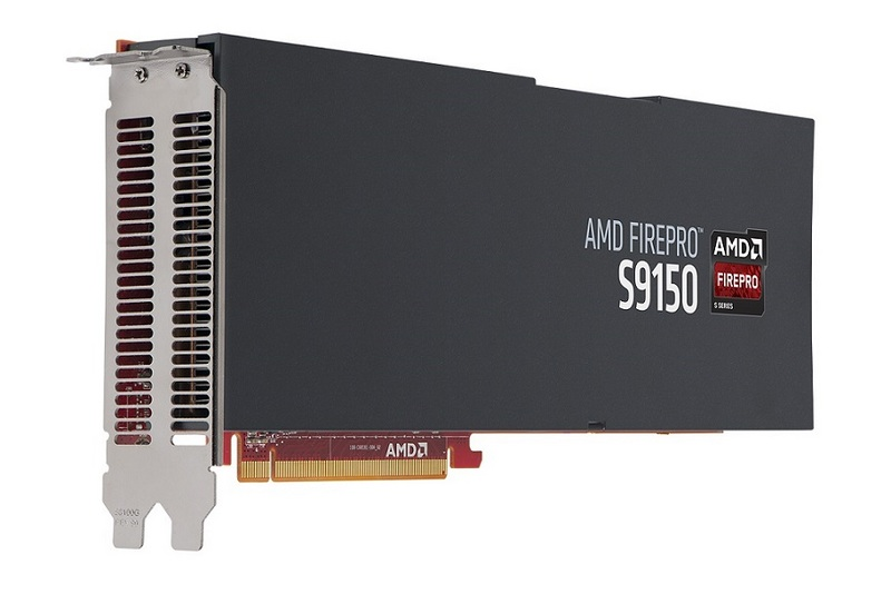 Innovative AMD FirePro Server GPU Supports Intense Compute Workloads on HP ProLiant DL380 Gen9 Servers