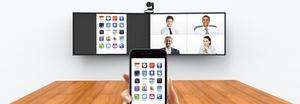 iPhone/iPad screen sharing on Zoom