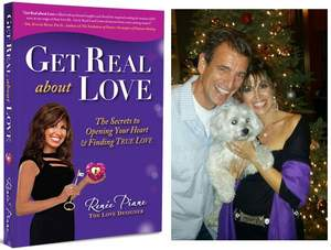 "Love Designer and Dating Expert Renee Piane, author of ""Get Real about Love"""