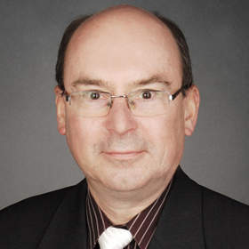 Franz Laermer of Robert Bosch GmbH