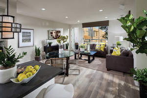 the townes, threesixty, gated la homes, new la homes, gated homes