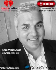 Enzo Villani, Equities.com, Equities, Health Tech Talk Live, 1800pr