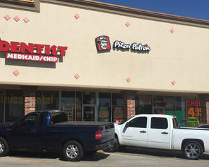 New Pizza Patron Lewisville,Texas location