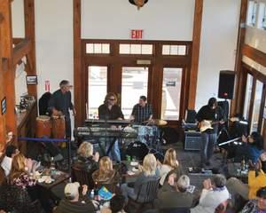 Musicians at Long Island Winterfest