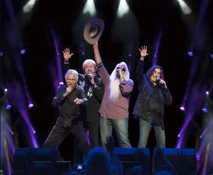 Rocky Gap Casino Resort is pleased to announce a concert by the legendary Oak Ridge Boys on Saturday, May 16 as part of their Boys Night Out Tour.  The concert will be held rain or shine on the driving range of its Jack Nicklaus Signature Golf Course.  Photo credit to Jon Mir.