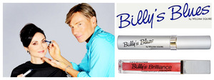 Billy's Blues Cosmetics, created by Celebrity Make-up Artist and Speaker William Squire