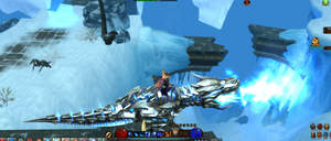 Chrono Wars: Light of Darkness screenshot on xGamePortal by Narvalous