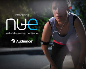 The First NUE Product is Audience's N100 Multisensory Processor