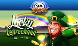 All Slots Casino - Lucky Leprechaun online slot