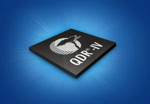 Cypress QDR-IV SRAM