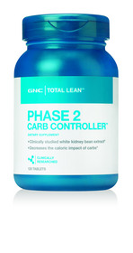 GNC Total Lean Phase 2 Carb Controller