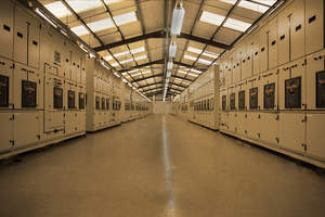 Anord, Data center, switchgear, DCD NY,