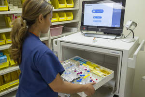 The Intelliguard Kit and Tray Management System from MEPS Real-Time Inc.