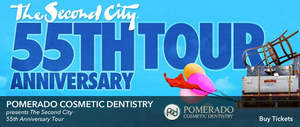 Dentists in San Diego Sponsor The Second City Comedy Tour