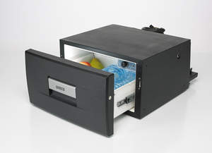 Compact compressor cooling that fits anywhere