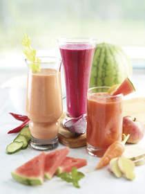 Natural, Refreshing Beverages