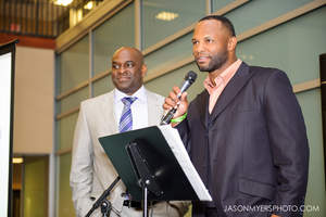 Errict Rhett and Fred Taylor Florida Players Network