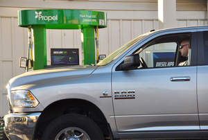 Propel Fuels Diesel HPR