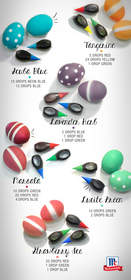 Egg Coloring Guide
