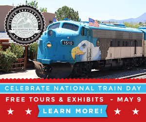 National Train Day at Verde Canyon Railroad