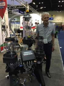Plastrac's new cart-based blending systems