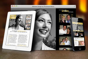 New Porcelain Veneers Website Unveiled by Beverly Hills Dentist