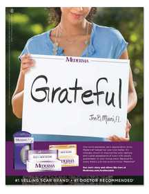 Mederma One Word Ad Campaign