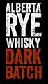 Alberta Rye Dark Batch Whisky