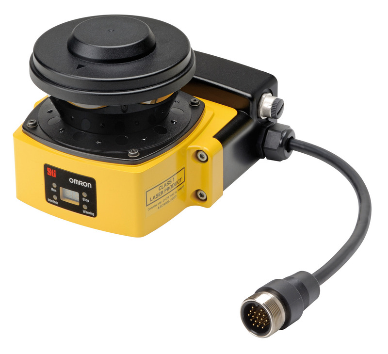 First Ethernet-Compliant Laser Safety Scanners, Now Available at RS Components