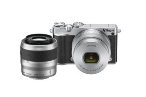 Nikon 1 J5 mirrorless compact digital camera - preorder at Adorama.com
