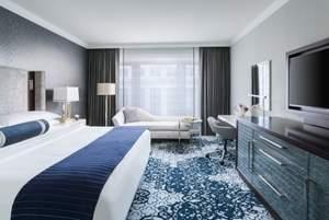 San Francisco luxury hotel rooms