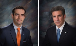 New Jersey Orthopaedic Surgeons Dr. Gregory Roehrig and Dr. John Tozzi