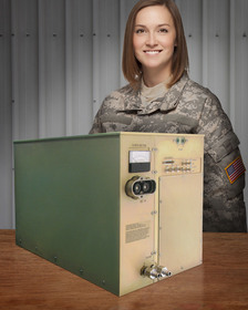 The DTI PowerMod(TM) 300 kW Compact Power Supply
