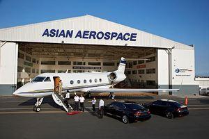 Universal Aviation Philippines - FBO in Manila