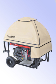 GenTent, weatherproof covers, safe portable operations, power outage,