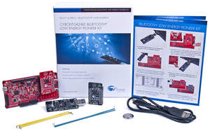 Cypress PSoC 4 BLE Bluetooth Low Energy Pioneer Kit