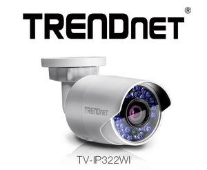 Outdoor 1.3 MP HD WiFi IR Network Camera