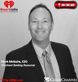 Mark McGuire, Merchant Banking Resources, Clear Channel Interview, The Traders Network, 1800pr