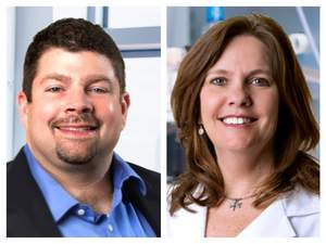 iuvo Bioscience founders Ben Burton and Mary Richardson start new CRO.