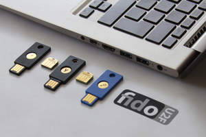 Yubico U2F-compliant authentication devices -- U2F Security Key, YubiKey NEO and YubiKey Edge -- provide strong, two-factor authentication to Google Drive for Work.