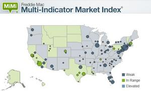 Over 60 Percent of Top 100 U.S. Housing Markets Improving