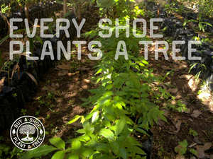 Just in time for Earth Day, etnies is proudly celebrating the milestone of reaching one million trees in the Buy a Shoe, Plant a Tree program.  To celebrate this achievement, the brand is announcing that Every Shoe Plants a Tree in 2015.  Every time a pair of etnies is purchased this year, a tree will be planted in the rainforest, representing that individual's contribution and commitment to the planet.
