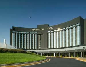 Luxury hotel at ST Louis Airport