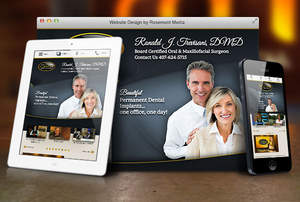 Responsive Dental Implants Website Launched by Orlando Oral Surgeon